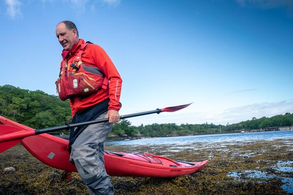 Kayaking, Wester Ross