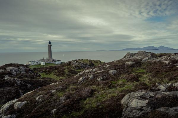 Britain's most westerly land point, Ardnamurchan