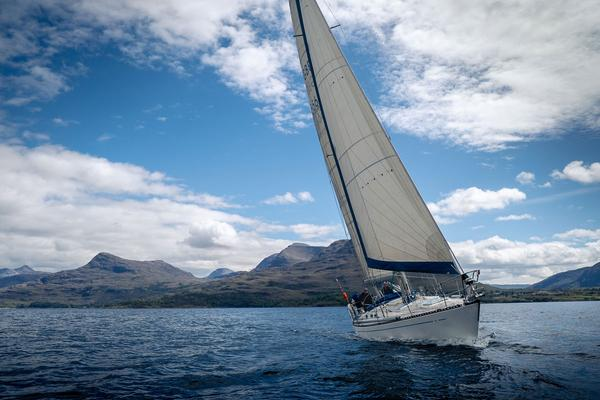 Set sail in Torridon