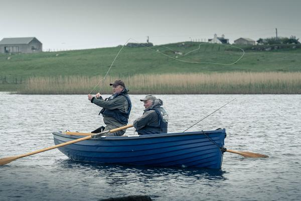Fly Fishing in North Uist
